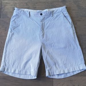 Men's Nautica seersucker shorts